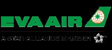 EVA Air Star Alliance 1
