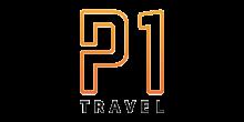 P1 Travel Logo